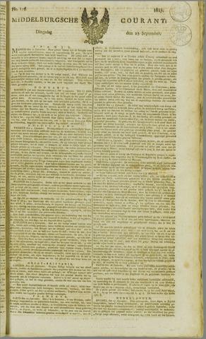 Middelburgsche Courant 1817-09-23