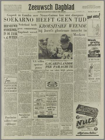 Zeeuwsch Dagblad 1961-04-15