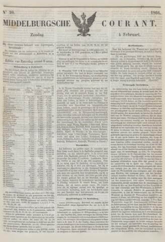 Middelburgsche Courant 1866-02-04