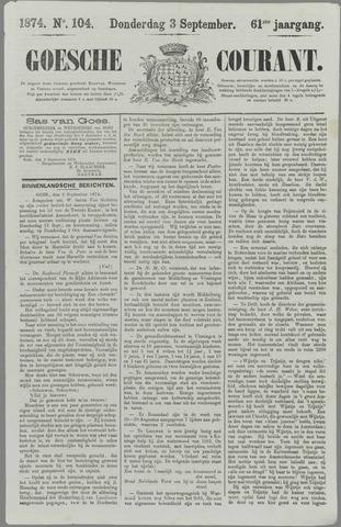 Goessche Courant 1874-09-03