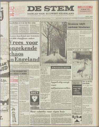 de Stem 1979-01-12