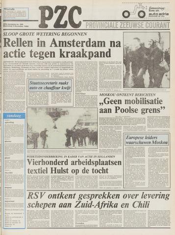 Provinciale Zeeuwse Courant 1980-12-03