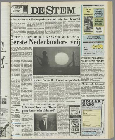 de Stem 1990-11-09
