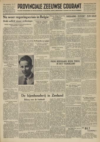 Provinciale Zeeuwse Courant 1950-03-20