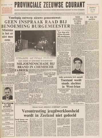 Provinciale Zeeuwse Courant 1967-08-09