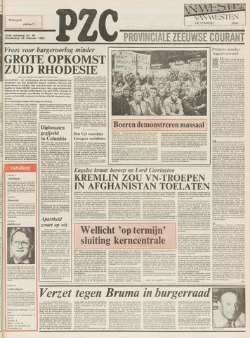 Provinciale Zeeuwse Courant 1980-02-28
