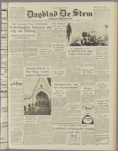 de Stem 1958-03-24