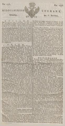 Middelburgsche Courant 1771-12-28