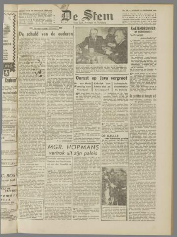 de Stem 1945-12-11