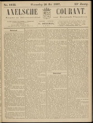 Axelsche Courant 1897-05-26
