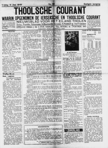Ierseksche en Thoolsche Courant 1943-06-11