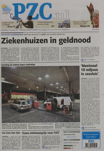 Provinciale Zeeuwse Courant 2011-11-17