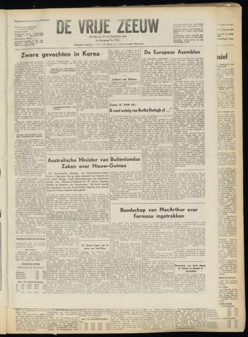 de Vrije Zeeuw 1950-08-29