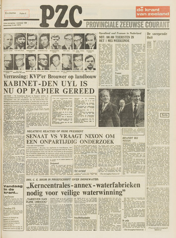 Provinciale Zeeuwse Courant 1973-05-02