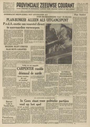 Provinciale Zeeuwse Courant 1962-05-25