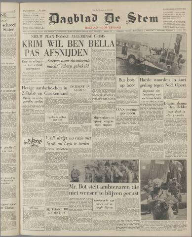 de Stem 1962-08-29