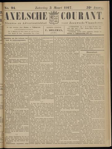 Axelsche Courant 1917-03-03