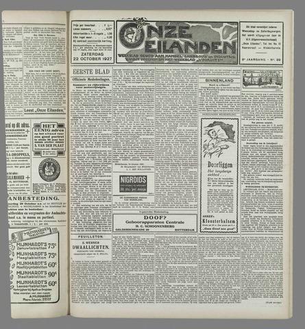 Onze Eilanden 1927-10-22