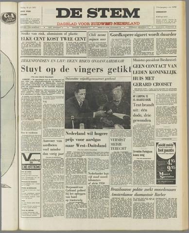 de Stem 1971-07-16