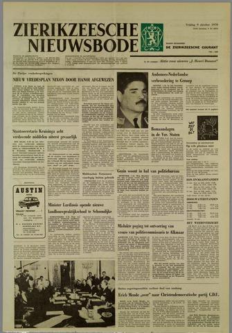 Zierikzeesche Nieuwsbode 1970-10-09