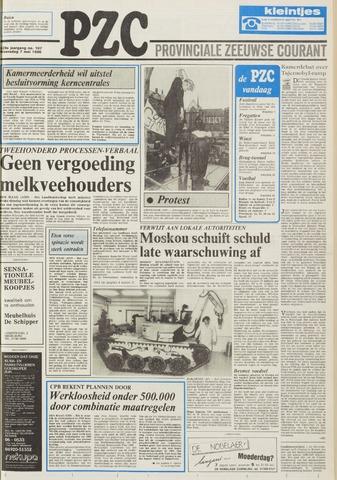 Provinciale Zeeuwse Courant 1986-05-07