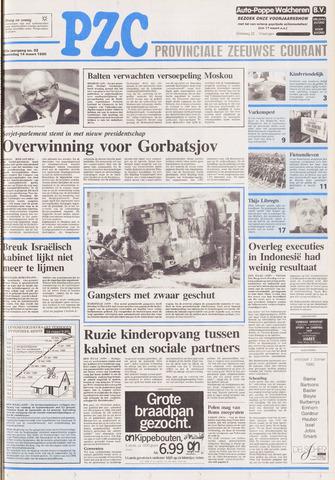 Provinciale Zeeuwse Courant 1990-03-14