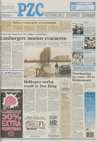 Provinciale Zeeuwse Courant 1995-01-26