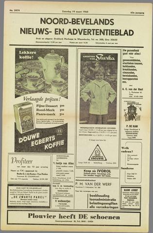 Noord-Bevelands Nieuws- en advertentieblad 1960-03-19