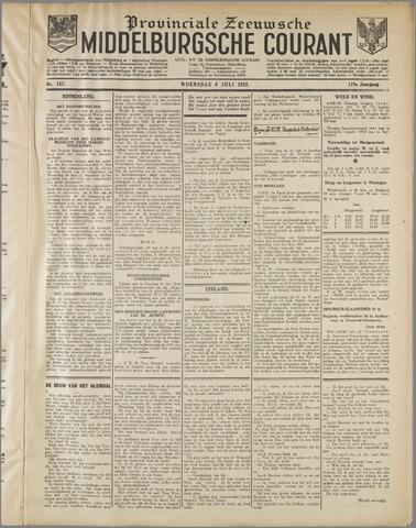 Middelburgsche Courant 1932-07-06