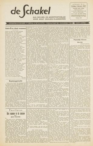 De Schakel 1957-02-01