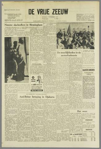 de Vrije Zeeuw 1963-09-17