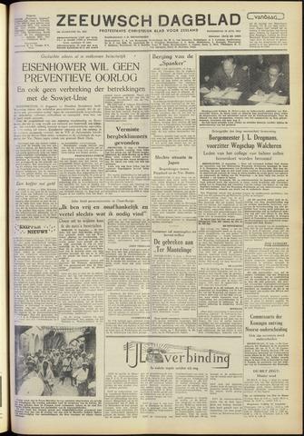 Zeeuwsch Dagblad 1954-08-12