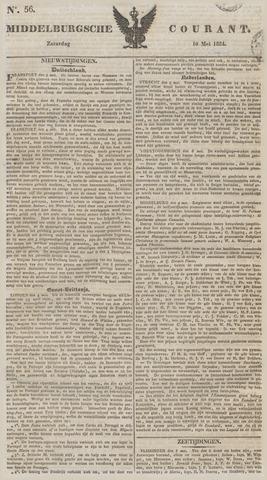 Middelburgsche Courant 1834-05-10