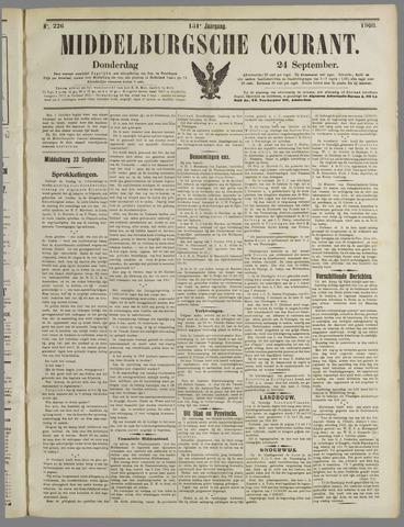 Middelburgsche Courant 1908-09-24