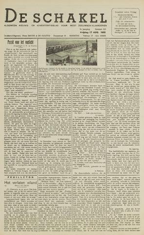 De Schakel 1951-08-17