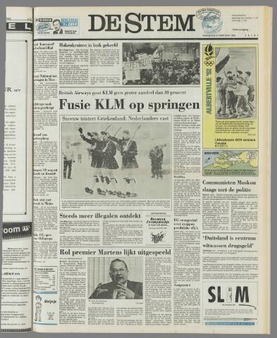de Stem 1992-02-24