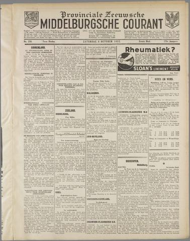 Middelburgsche Courant 1932-10-08