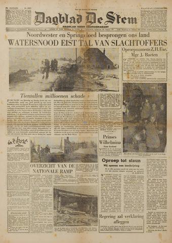 Watersnood documentatie 1953 - kranten 1953-02-02