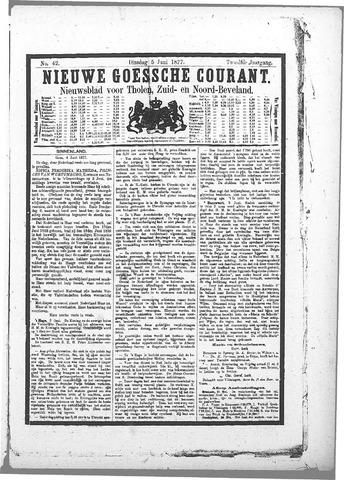 Nieuwe Goessche Courant 1877-06-05