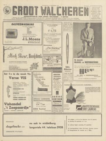 Groot Walcheren 1965-09-23