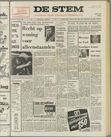 de Stem 1975-07-15