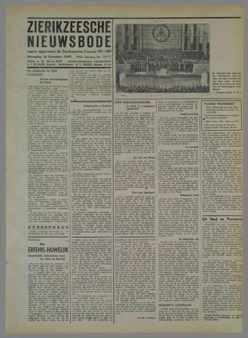 Zierikzeesche Nieuwsbode 1942-12-16