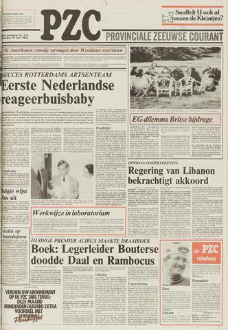 Provinciale Zeeuwse Courant 1983-05-16