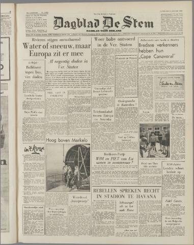 de Stem 1959-01-24