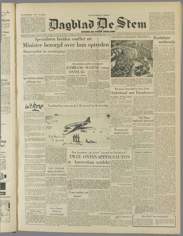 de Stem 1953-01-06