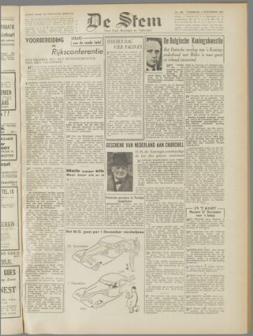 de Stem 1945-11-03