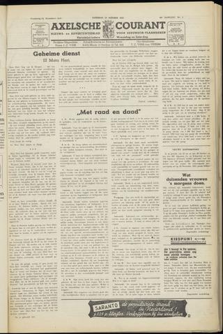 Axelsche Courant 1951-10-13
