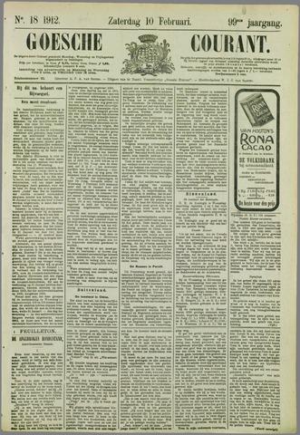 Goessche Courant 1912-02-10