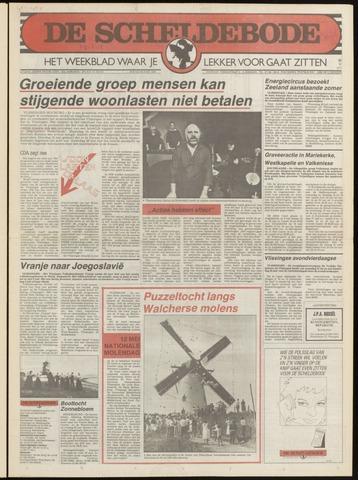 Scheldebode 1984-05-09