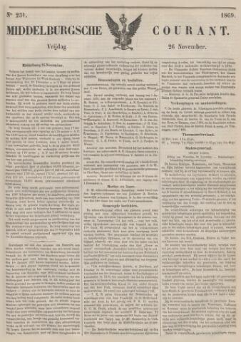 Middelburgsche Courant 1869-11-26